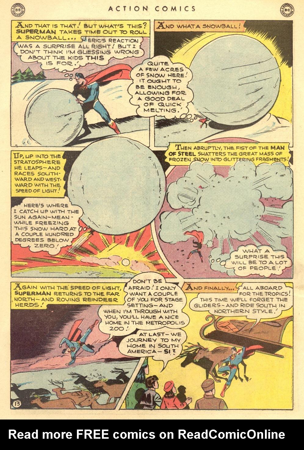 Action Comics (1938) 93 Page 14