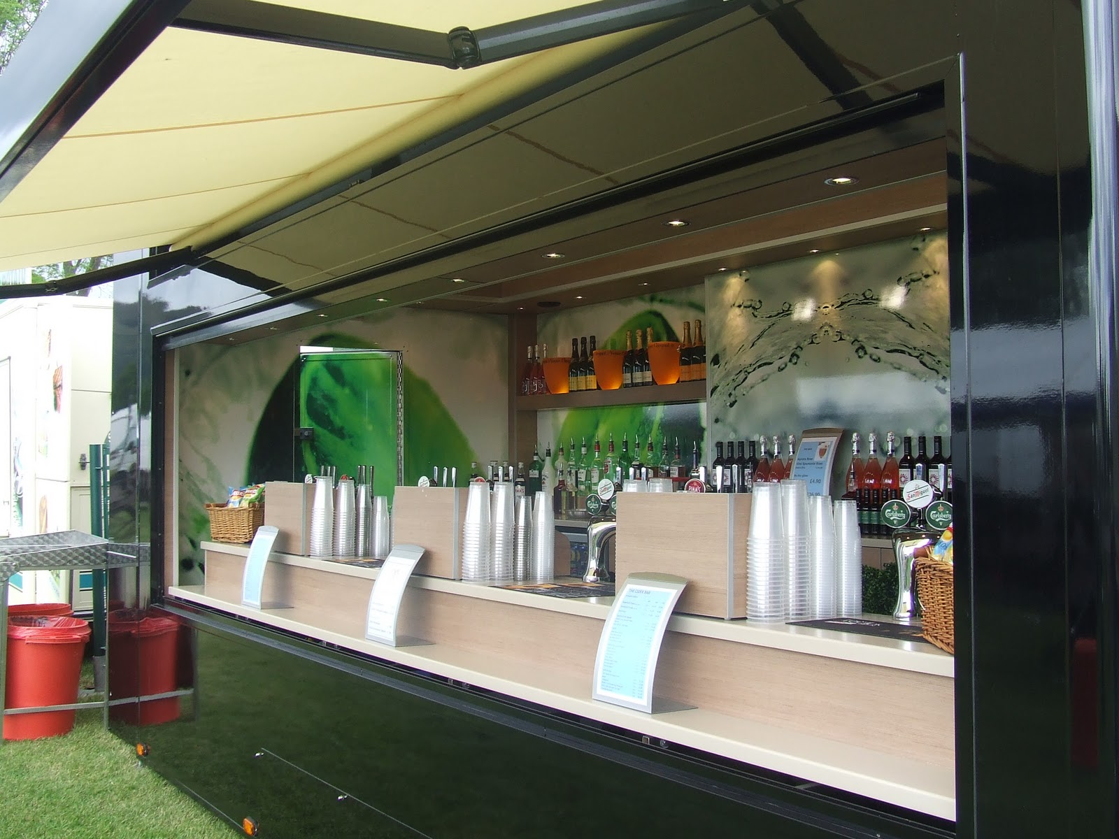 Edmund Evans Catering Trailers  Street Food Units and Mobile Bars Logistic solutions