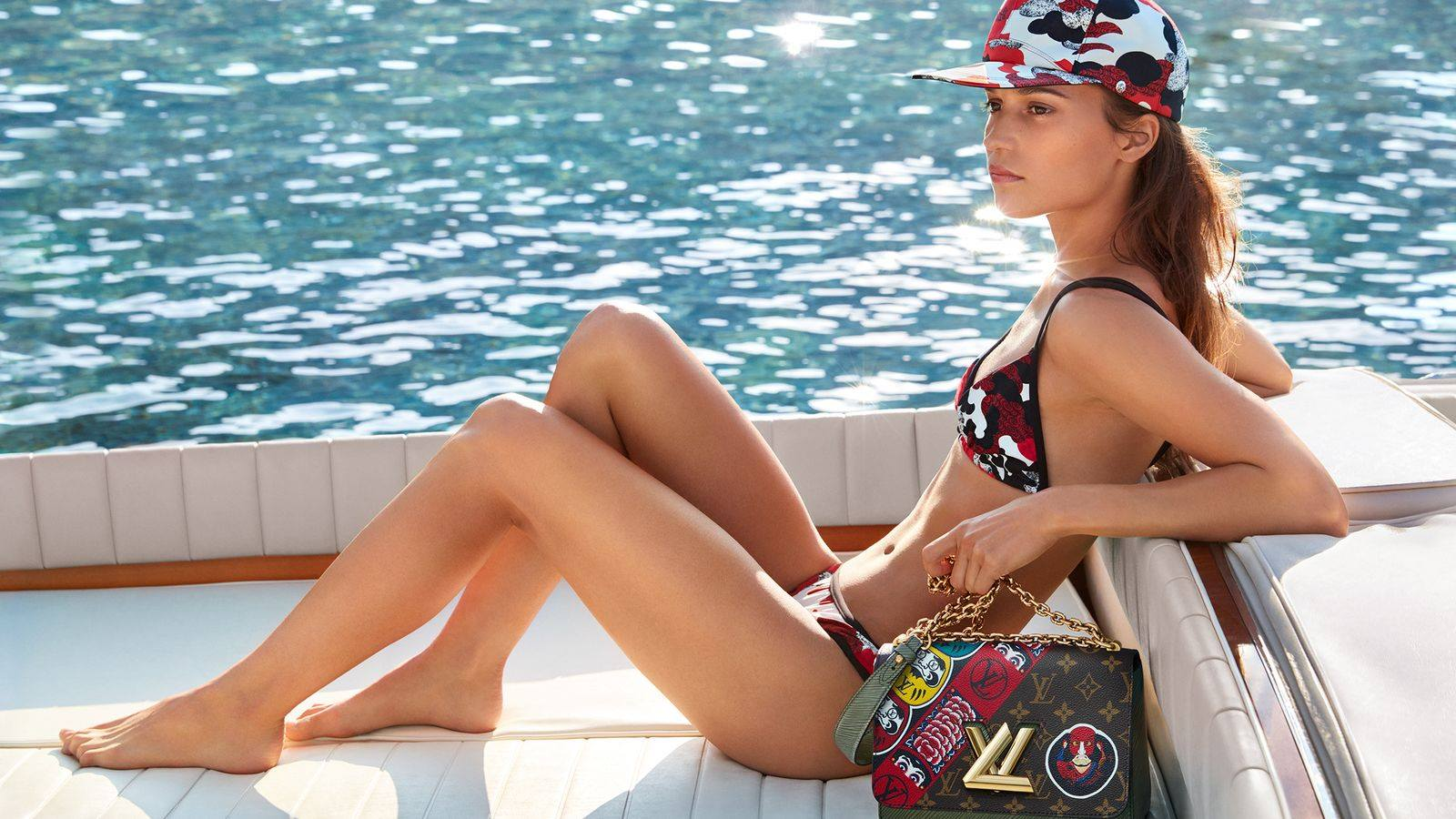 Louis Vuitton Cruise 2018 Campaign