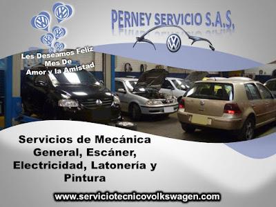 Servicio de Mecanica Volkswagen