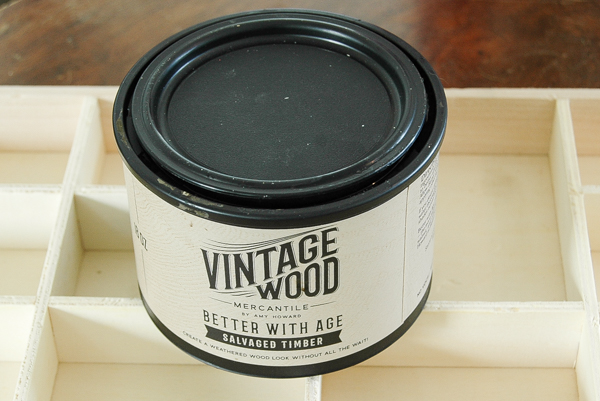 Amy Howard Vintage wood for staining faux pumpkins