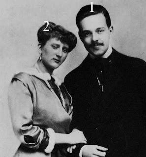 famille royale de Portugal-famille princière de Hohenzollern