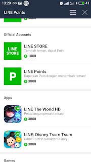cara mendapatkan koin line gratis dengan mudah