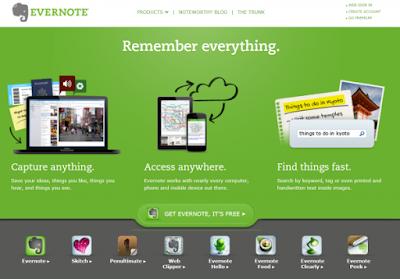 Evernote - Ambil Catatan, Rencanakan, Atur