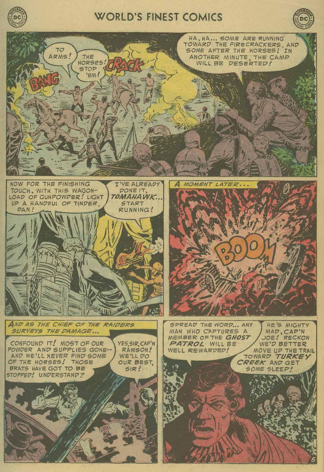 Read online World's Finest Comics comic -  Issue #69 - 21