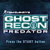 Best PPSSPP Setting Of Ghost Recon Predator Gold Version 1.3.0