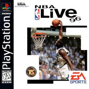 NBA Live 96 - PS1 - ISOs Download