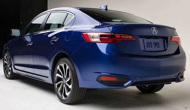 2018 Acura TLX Released Date