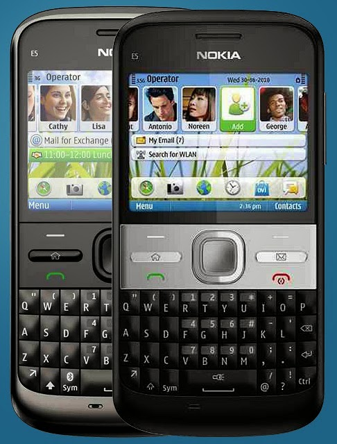 Mobile Solutions: Nokia E5 RM-632 Latest Flashing Firmware Free Download