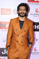 Disha Patani and Harshwardhan Kapoor at the Red Carpet of Hindustan Times Most Stylish Awards 2017 on March 24, 2017 in Mumbai 4.JPG