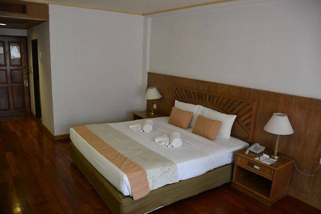 Imperial Mae Hong Son Resort room