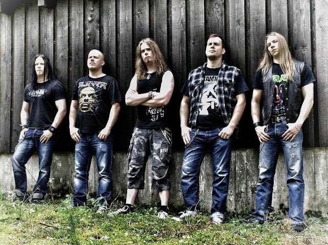 Interview with Soulwound, Thrash Metal Band from Finland, Interview with Soulwound Thrash Metal Band from Finland