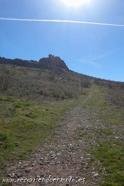 Puntica del Castillo de Peñas Negras, Mora