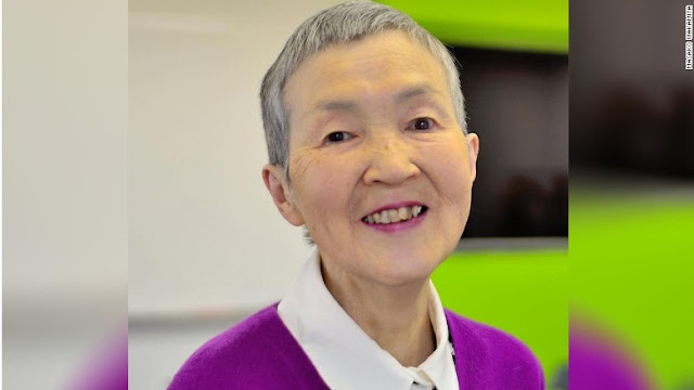 An 81-year-old woman just created her own iPhone app