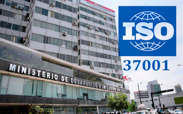 Fachada de la sede de el Ministerio de Desarrollo e Inclusión Social de Perú