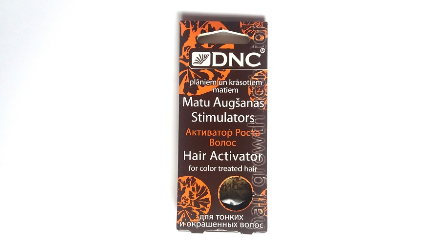 Olejek, Aktywator wzrostu włosów dla włosów cienkich i farbowanych