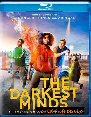 The Darkest Minds 2018 Dual Audio 720p BRRip 550Mb HEVC x265