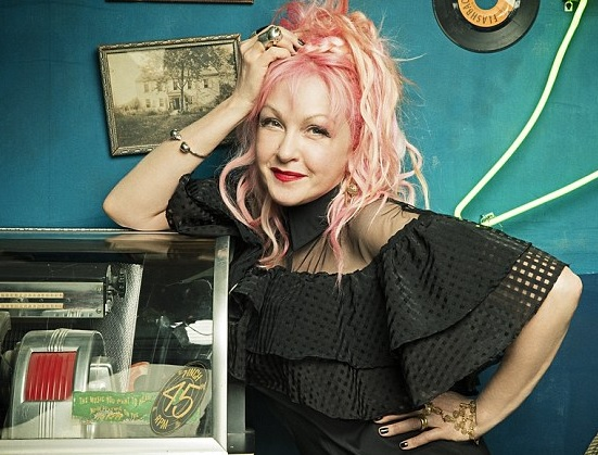 Stonewall Gazette: Cyndi Lauper: Take A Musical 'Detour