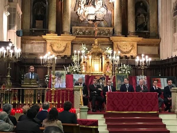 El cartel de la Semana Santa de Jerez se presentará en Madrid