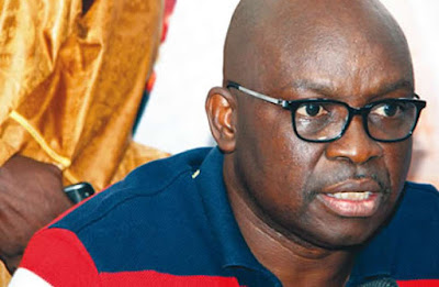 EFCC conducting investigation by 'trial and error' – Fayose