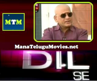 Comedian AVS in Sakshi Dil Se -25th Jun