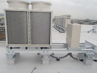 空調設備 電気設備