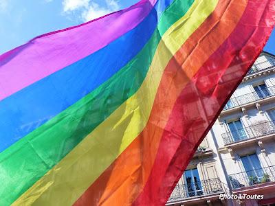 Marche des Fiertés Gay Pride Paris samedi 24 juin 2017