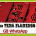 Novo Tema Flamengo GBWhatsApp