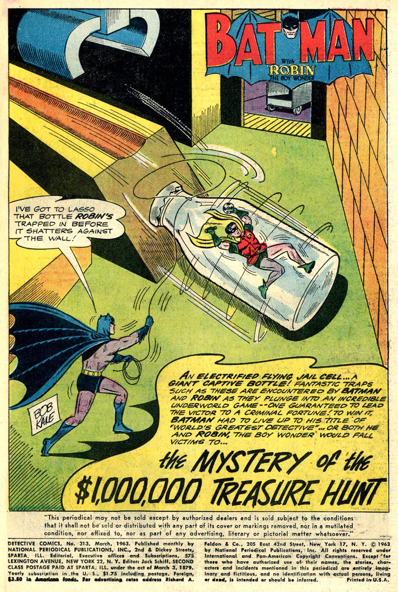 Detective Comics (1937) 313 Page 2