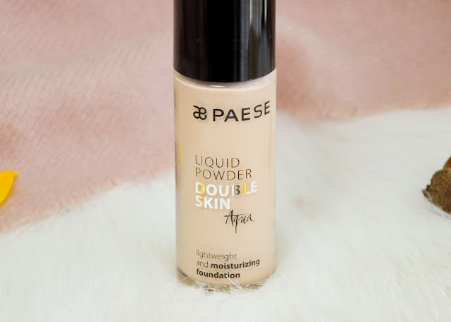 Paese Liquid Powder Double Skin Aqua 020