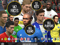 Patch PES 2017 dari PES Galaxy Single Link