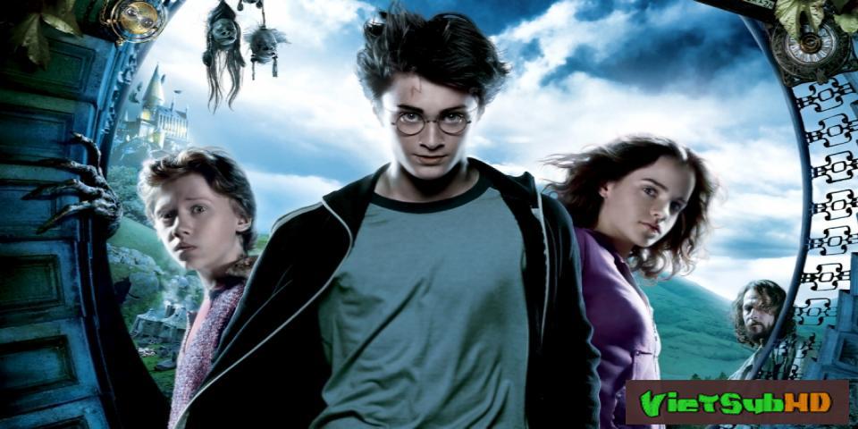 Phim Harry Potter Và Tên Tù Vượt Ngục Azkaban VietSub HD | Harry Potter And The Prisoner Of Azkaban 2004