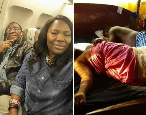 US-based couple poisoned as they returned for Christmas... bcos of their money