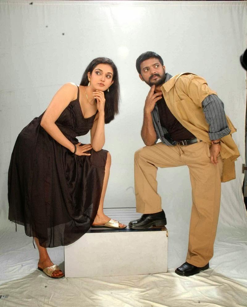 Honey Rose Hot Photos Kandharvan Movie