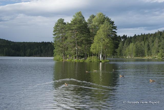 Sognsvann - Oslo por El Guisante Verde Project