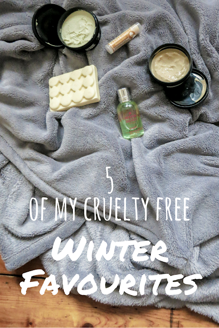 5 of my Cruelty Free Winter Favourites