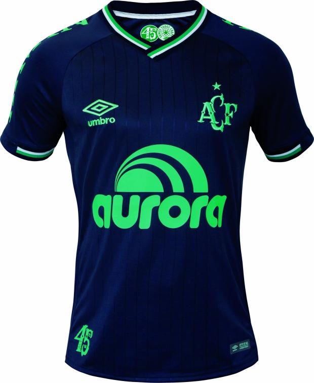 Umbro lança a nova terceira camisa da Chapecoense - Show de Camisas 0440b077527fc