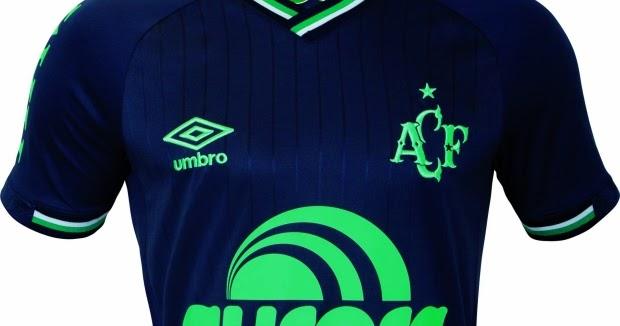 Umbro lança a nova terceira camisa da Chapecoense - Show de Camisas d20da0a3d03dc