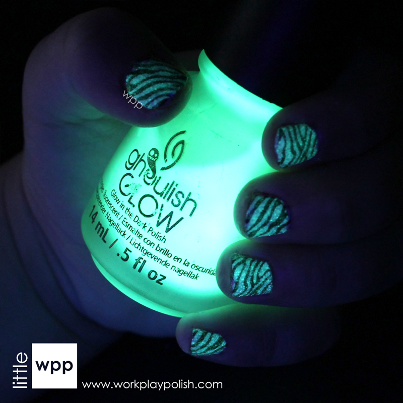 China Glaze Ghoulish Glow