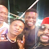 When Was The Last Time You Saw A Picture Of Wizkid And Banky W Together?