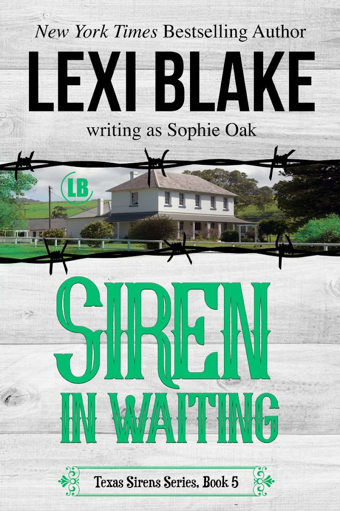 [PDF] Free Download Siren in Waiting, Texas Sirens, Book 5 By Lexi Blake