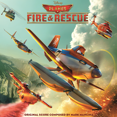 Planes Fire and Rescue 2014 English 720p BRRip 700MB