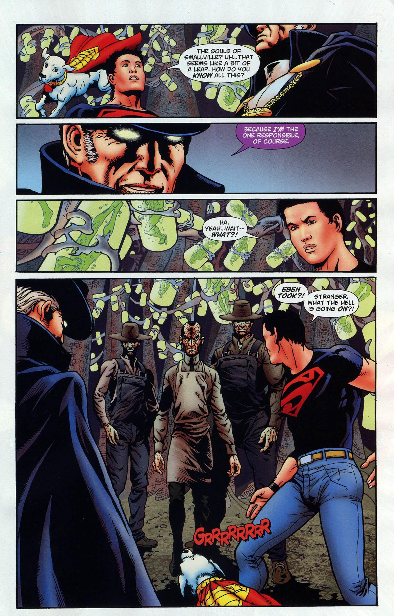 Superboy [I] Issue #9 #9 - English 31