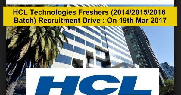 hcl technologies placement papers