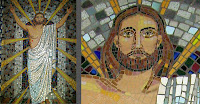 Resurrection mosaic created for St. Philips Church