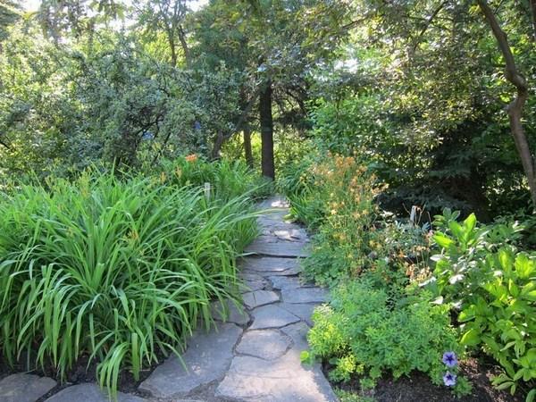 Garden Paths Modern Design
