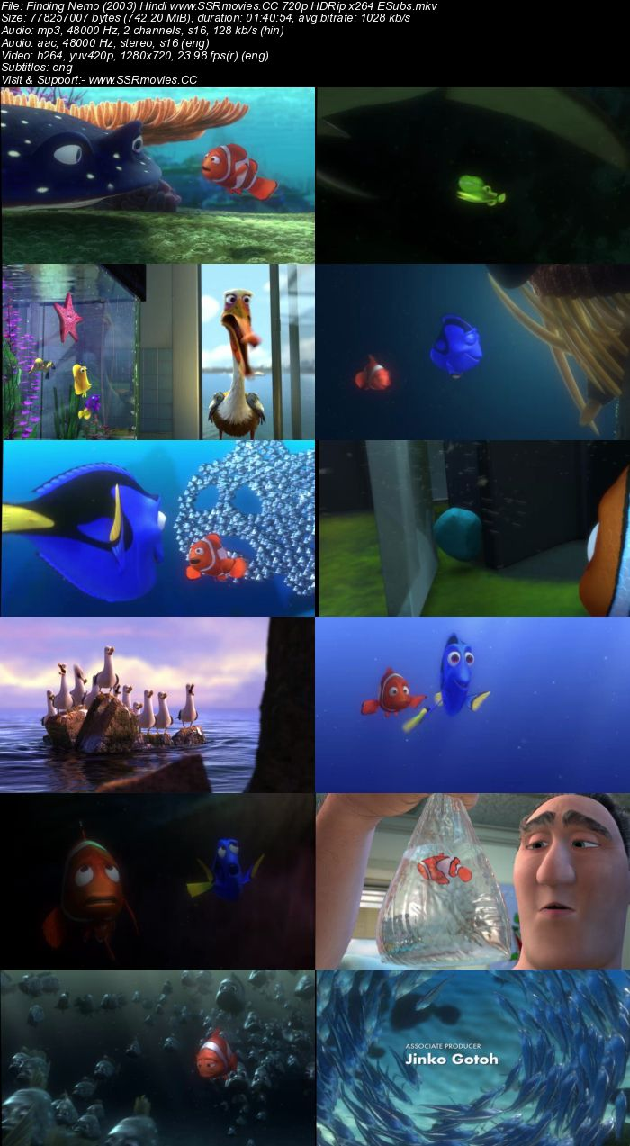 finding dory 720p subtitles