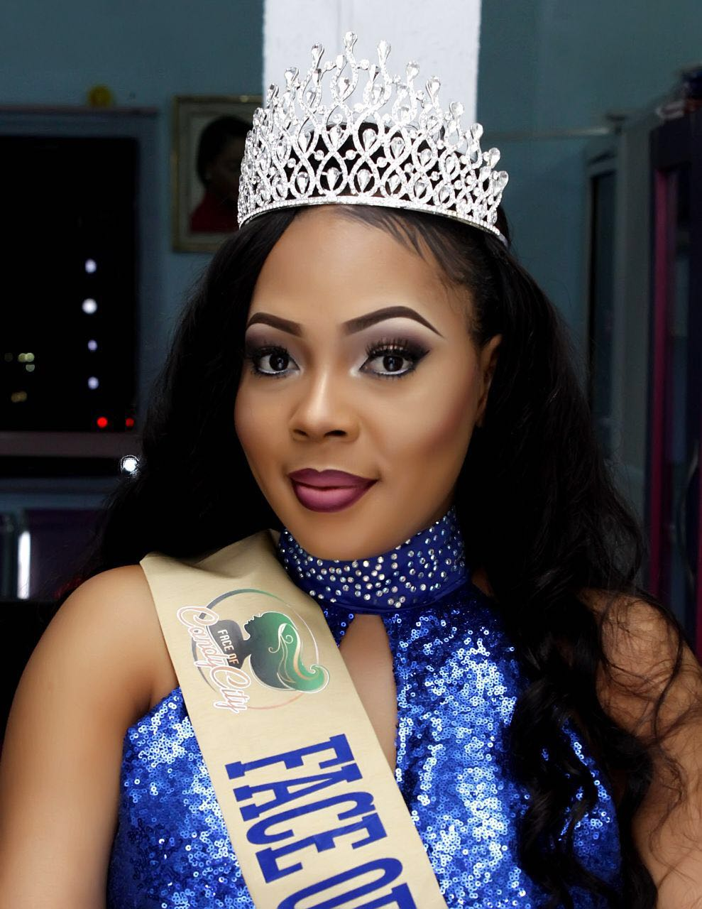 Image result for Queen Nneke Somto – Face of CandyCity Nigeria 2016
