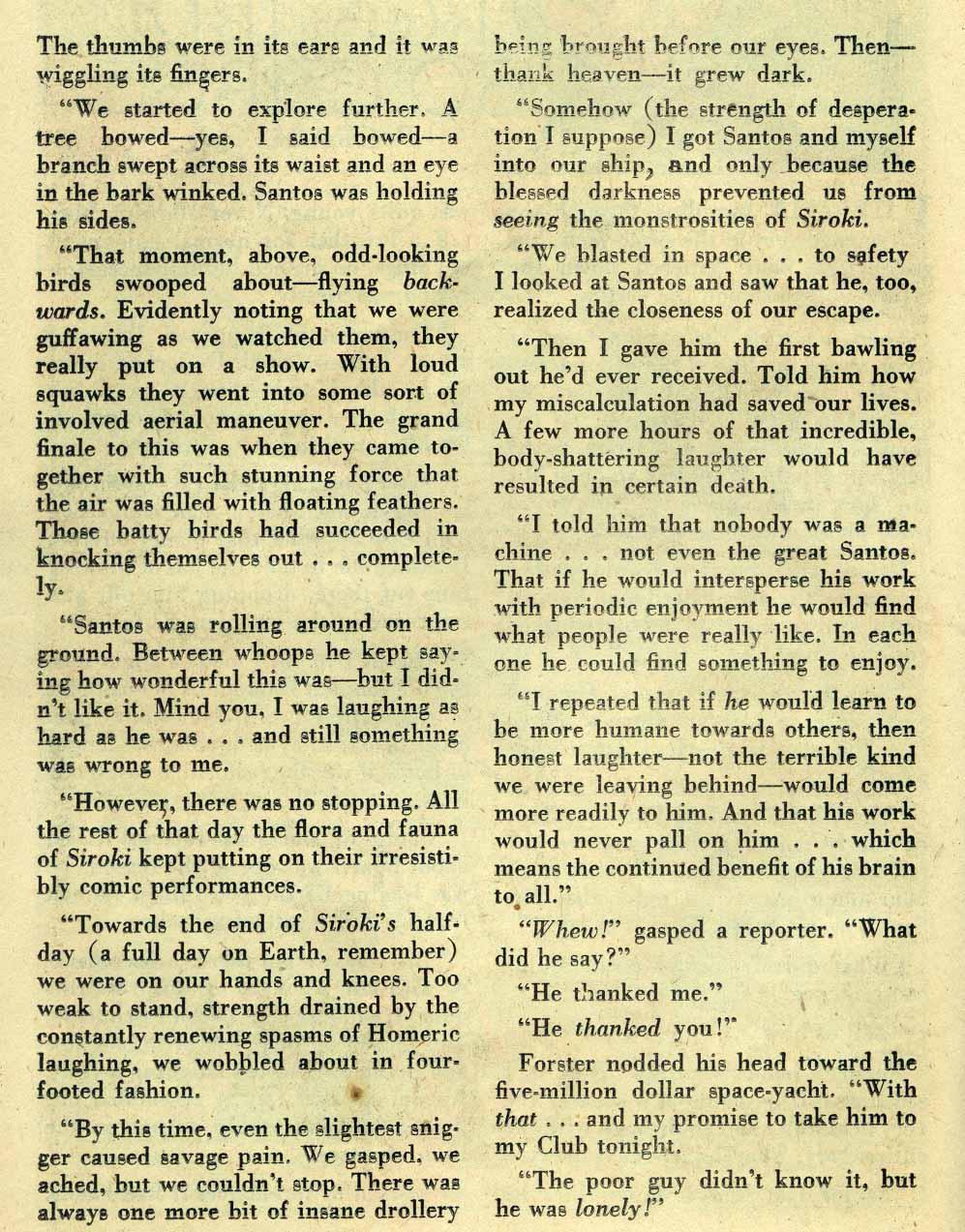 Strange Adventures (1950) issue 3 - Page 36