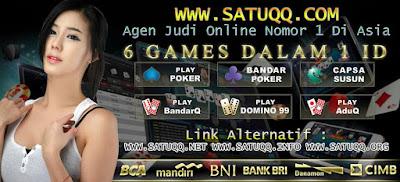 Agen Bandarq Terbaik | Domino 99 | Poker Online Terpercaya